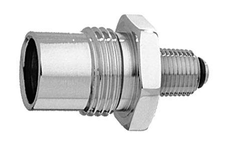 "DISS 1240 CV BODY ADAPTER O2 to 1/4"" NPT M Medical Gas Fitting, DISS, 1240, O2, Oxygen, DISS 1240 to 1/4 male"