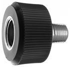 "DISS HT NUT AND NIPPLE Air to 1/8"" M Medical Gas Fitting, DISS, 1160-A, Medical Air, Breathing Air, DISS 1160-A to 1/8 male"