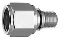 "DISS  NUT AND NIPPLE O2-He Mixture to 1/8"" M Medical Gas Fitting, DISS, 1180-A, O2-HE, Heliox, breathing mixture"