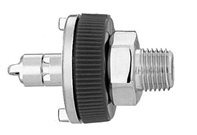 "M Air Ohmeda Quick Connect  to 1/8"" M Medical Gas Fitting, Medical Gas Adapter, ohmeda quick connect, ohio quick connect, Medical Air, Breathing Air, quick connect, quick-connect, diamond quick connect, ohmeda male to 1/8 male"