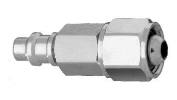 M Air Puritan Quick Connect  to DISS F Medical Gas Fitting, Medical Gas Adapter, puritan quick connect, puritan Bennett quick connect, Medical Air, Medical Air quick connect, Medical Air quick-connect, puritan male to DISS