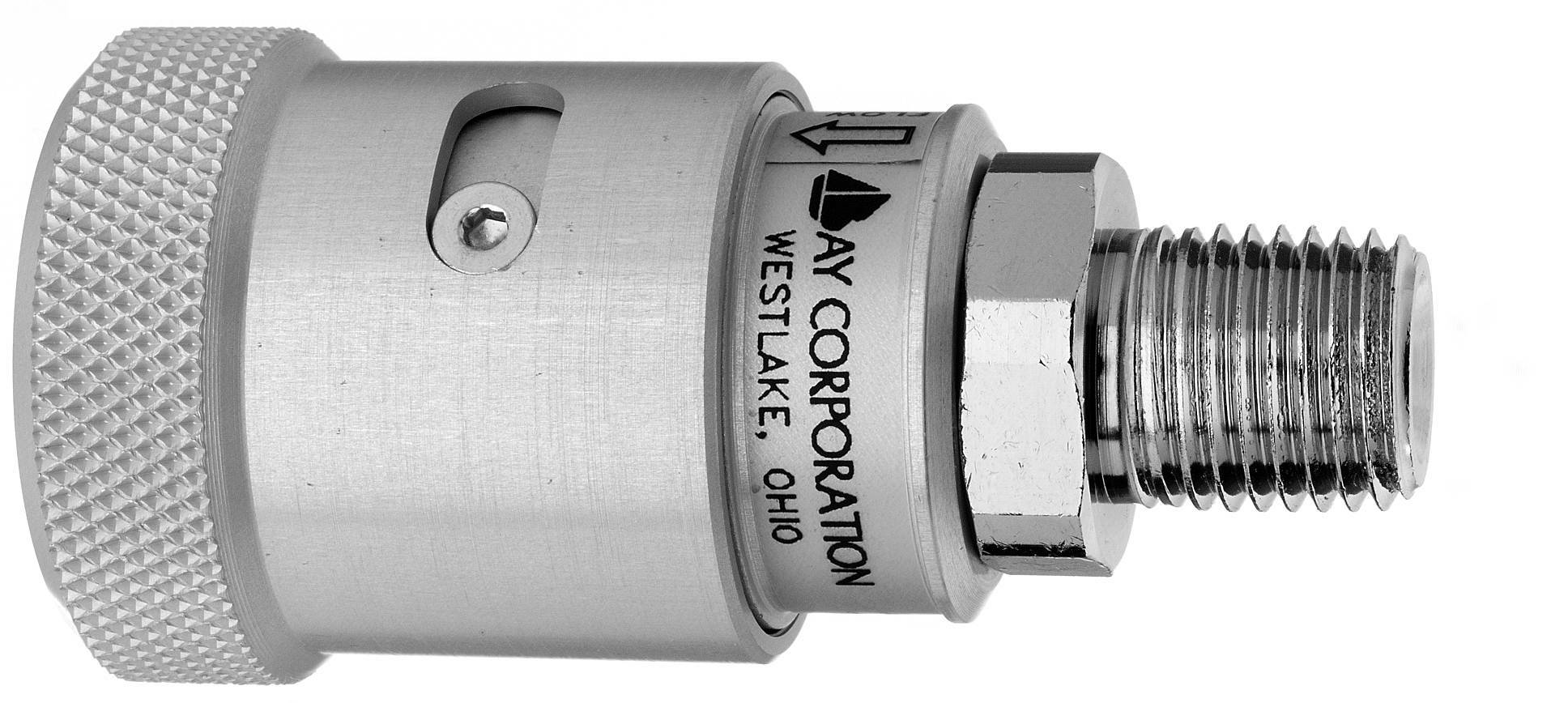 Quick Connect Air Fittings >> Schrader Style Quick Connect Female Coupler 1 4 Npt