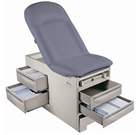 Brewer Access Exam Table with Tilt and Warmer