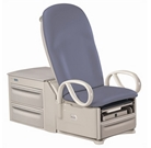Brewer Access High-Low Exam Table with Tilt and Warmer