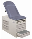 Brewer Basic Exam Table with Tilt and Warmer