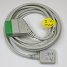 ECG Trunk Cable Nihon Kohden 3 or 5-Lead