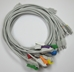 EKG 10-Lead Set Pinch - GE Multi-Link CAM-14 & MAC Series - ML-VE007CNA