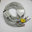 EKG Cable 10-Lead with 4mm Banana - Burdick Atria