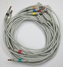 EKG 10-Lead Set with 4mm Banana - GE Multi-Link CAM-14 & MAC Series