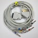 EKG Cable 10-Lead with 4mm Banana - Mortara - ML-VA025BAA