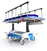 Mac Medical Fifth Wheel Transport Stretcher - PTF-1000