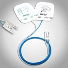 Skintact Adult Zoll Defibrillator Pads - 1 Pair