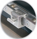 Stainless Steel Surgery Table Side Rail Socket
