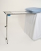 Under Pad Mount Arm / Hand Surgery Table - Double Leg - MCM341