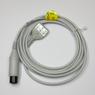 ECG Trunk Cable AAMI DIN 3-Lead