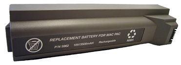 Medical Battery for GE Marquette MAC 5000, 5500, MAC PAC, MAC Stress 900770-001