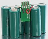 Medical Battery for Nellcor NPB-70 and NPB-75 *Rebuild*