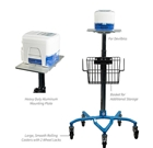 SmartStack Equipment Stand for Devilbiss CPAP/BIPAP